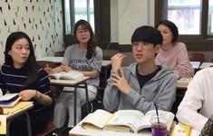 Ngày càng nhiều người Hàn Quốc lựa chọn học tiếng Việt