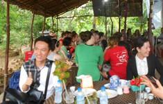 Du lịch sinh thái hút khách dịp Tết Đoan Ngọ