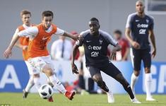 FIFA World Cup™ 2018: ĐT Pháp tập cùng đội trẻ Spartak Moscow trước ngày đối đầu ĐT Peru