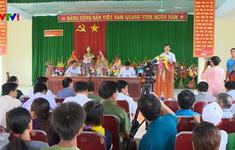 Chủ tịch UBND tỉnh Thanh Hóa đối thoại với người dân về dự án nhiệt điện