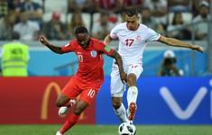 TRỰC TIẾP FIFA World Cup™ 2018, ĐT Tunisia 1–1 ĐT Anh: Hiệp hai!