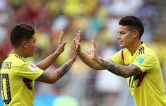 FIFA World Cup™ 2018, ĐT Colombia 1-2 ĐT Nhật Bản: Vì sao mãi tới phút 57 James Rodriguez mới vào sân?