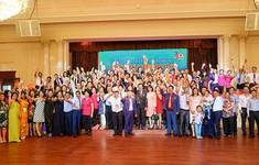 Đại sứ Việt Nam tại Ukraine dự Lễ kỷ niệm 30 năm ngày đến Odessa