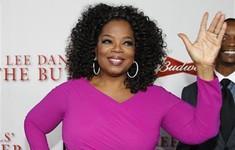 Oprah Winfrey lọt danh sách 500 người giàu nhất thế giới