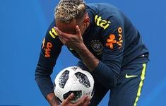 NÓNG: Bỏ tập và khóc vì quá đau, Brazil lo mất trắng Neymar ở FIFA World Cup™ 2018