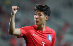 Thành bại sự nghiệp của Heung-min Son nằm cả ở FIFA World Cup™ 2018?