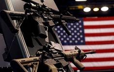 Người dân Mỹ sở hữu 40% súng đạn toàn cầu