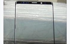 Rò rỉ thiết kế mặt trước của Galaxy Note 9