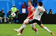 TRỰC TIẾP FIFA World Cup™ 2018, ĐT Nga 0–0 ĐT Ai Cập: Hết hiệp một