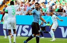 TRỰC TIẾP FIFA World Cup™ 2018, ĐT Uruguay 1-0 ĐT Saudi Arabia: Hiệp 1 kết thúc