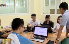 Công trình phân biệt ký tự bằng sóng não của sinh viên ĐHBK Hà Nội