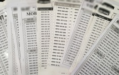 """Dân buôn """"găm"""" SIM 11 số chờ tăng giá sau thời điểm chuyển giao"""