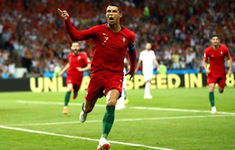 THÔNG TIN TRƯỚC TRẬN: ĐT Bồ Đào Nha - ĐT Ma Rốc: Ai cản được Ronaldo?