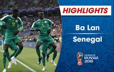 HIGHLIGHTS: ĐT Ba Lan 1-2 ĐT Senegal (Bảng H FIFA World Cup™ 2018)