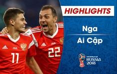 HIGHLIGHTS: ĐT Nga 3-1 ĐT Ai Cập (Bảng A FIFA World Cup™ 2018)