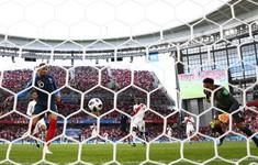 TRỰC TIẾP FIFA World Cup™ 2018, ĐT Pháp 1-0 ĐT Peru: Hết hiệp 1