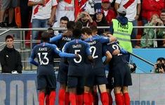KẾT QUẢ FIFA World Cup™ 2018, Pháp 1-0 Peru: Mbappe tỏa sáng đem về 3 điểm