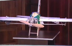 Nguy cơ đánh bom bằng máy bay không người lái