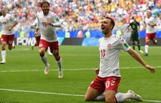 Chấm điểm ĐT Australia 1-1 ĐT Đan Mạch: Eriksen ghi bàn đẹp nhưng chưa phải hay nhất