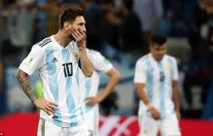 ĐT Argentina thất bại trước ĐT Croatia: Niềm tin sụp đổ!