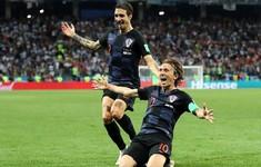 KẾT QUẢ FIFA World Cup™ 2018, Argentina 0-3 Croatia: Hiệp 2 bùng nổ