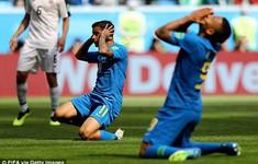 Chấm điểm FIFA World Cup™ 2018: Sắc vàng nhợt nhạt của Brazil