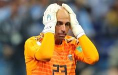 FIFA World Cup™ 2018: Messi, Caballero đều không đáng trách