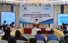 WHO báo động tỷ lệ tiêu thụ đồ uống có đường ở Việt Nam