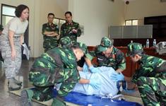 Cảnh sát Việt Nam chuẩn bị tham gia lực lượng gìn giữ hòa bình LHQ