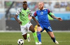 TRỰC TIẾP FIFA World Cup™ 2018, Nigeria 2–0 Iceland: Gylfi Sigurdsson đá hỏng phạt đền (Hiệp hai)