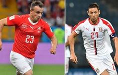 FIFA World Cup™ 2018, ĐT Serbia – ĐT Thụy Sĩ: Người tám lạng, kẻ nửa cân