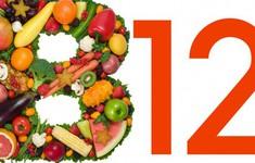 Vitamin B12 tốt cho trí nhớ của người cao tuổi