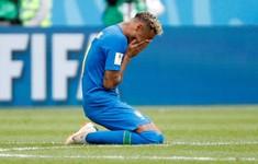 Neymar giải thích vì sao khóc như mưa sau trận đấu