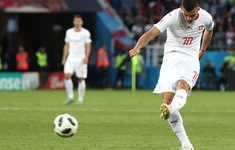 TRỰC TIẾP FIFA World Cup™ 2018, Serbia 1-1 Thuỵ Sĩ: Xhaka sút xa tuyệt đẹp