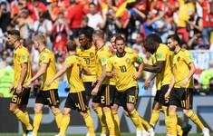 KẾT QUẢ FIFA World Cup™ 2018: Hazard, Lukaku lập cú đúp, ĐT Bỉ thắng đậm 5-2 Tunisia!