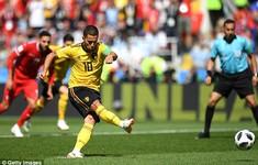 TRỰC TIẾP FIFA World Cup™ 2018, Bỉ 2-1 Tunisia: Eden Hazard cùng Lukaku lập công, Bronn rút ngắn tỉ số (Hiệp một)