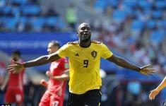 TRỰC TIẾP FIFA World Cup™ 2018, Bỉ 3-1 Tunisia: Lukaku lập cú đúp bàn thắng (Hiệp một)