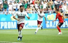 TRỰC TIẾP FIFA World Cup™ 2018, Hàn Quốc 0-1 Mexico: Hết hiệp 1