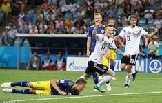 TRỰC TIẾP FIFA World Cup™ 2018, ĐT Đức 1-1 ĐT Thuỵ Điển: Boateng bị truất quyền thi đấu