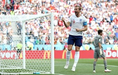 """Bàn thắng """"trên trời rơi xuống"""" giúp Harry Kane dẫn đầu danh sách ghi bàn FIFA World Cup™ 2018"""