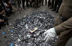 Thái Lan sẽ cấm nhập khẩu rác