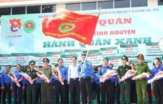 TP.HCM đẩy mạnh công tác dân sinh trong chiến dịch Hành quân xanh