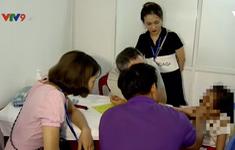 Khám sàng lọc cho trẻ khuyết tật môi, miệng tại Phú Yên