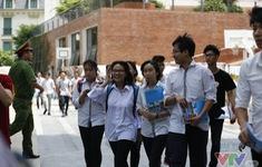 Kỳ thi THPT quốc gia 2018: Siết chặt kỷ luật trường thi
