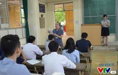 Thi THPT quốc gia 2018: Những lưu ý quan trọng trước khi vào phòng thi