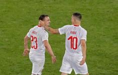 FIFA World Cup™ 2018: FIFA chính thức vào cuộc, Thụy Sỹ có nguy cơ mất Xhaka, Shaqiri 2 trận