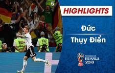 HIGHLIGHTS: ĐT Đức 2-1 ĐT Thụy Điển (Bảng F FIFA World Cup™ 2018)