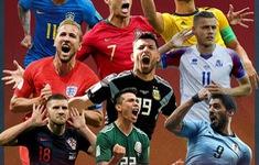 Đây là điều hiếm gặp đã xảy ra tại FIFA World Cup™ 2018