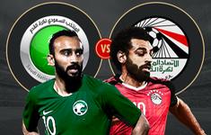 TRỰC TIẾP FIFA World Cup™ 2018: Ả Rập Xê Út - Ai Cập (21h00 trực tiếp trên VTV2)