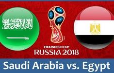 Thông tin trước trận Ả-rập Xê-út - Ai Cập: Ngẩng cao đầu rời World Cup™